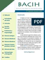 Boletín del Aula Canaria de Investigación Histórica nº 5 (BACIH 5) 2011
