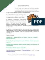 Revisiones Deportivas