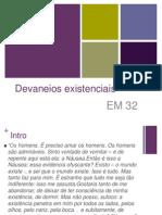 Devaneios existenciais 32