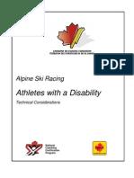 Handicap Ski Canada