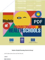 Models of Health Promoting Schools