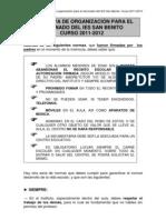 Normas Generales 2011-2012