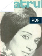 Revista Teatrul, nr. 6, anul XIII, iunie 1968