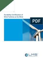 GL Wind Certification