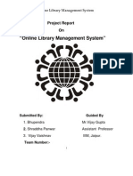 11.Project-Online Library Management System by Simon (BUBT)