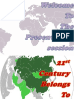 21st century belongs to Asia by Simon (BUBT)