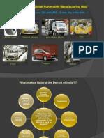 Gujarat-the new global auto hub