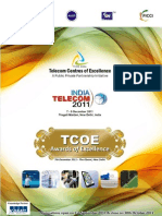 TCOE Awards Brochure