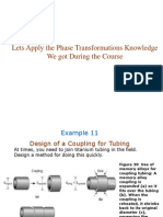Application of Phase Diagram