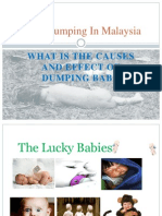 Baby Dumping in Malaysia Edited