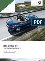 BMW Z4 Catalogue