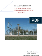 Power Grid Training Report