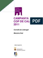 MEMÒRIA COP DE CALOR 2011