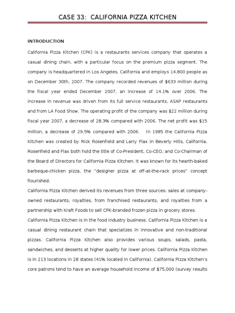 CPK Case | Share Repurchase | Leverage (Finance)