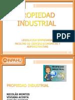 Ppt Propiedad Industrial