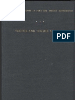 Vector and Tensor Analysis 1950