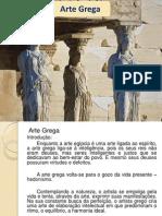 Trab Arquitetura Grega