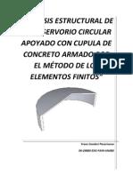 Analisis Estructural de Solidos - Re Servo Rio