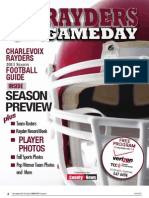 2011 Charlevoix Football Gameday