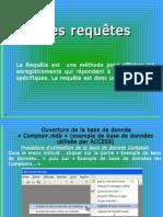 Access  - Requete
