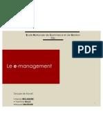 E Management 1