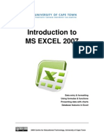 CET+MS+Excel+2007+Training+Manual+v1.1