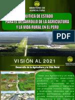 PoliticaAgriculturaPeru