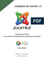 Installation Joomla15!30!01 09