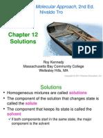 Aquatic Solution Chemistry