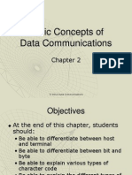 CH02 Basic Concepts of Data Communications