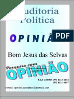 Capas Bom Jesus