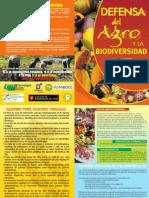 Defensa del Agro y la Biodiversidad