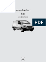 vito_specificationsheet  vito_specificationsheet · mercedes vito viano 2005
