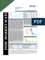 DNH Market Watch Daily 13.09