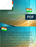 Indian Drama