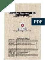 CEMBA Semester Calendar 102 Final