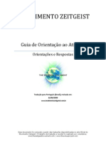 Movimento Zeitgeist Brasil - Guia de Orientacao Ao Ativista