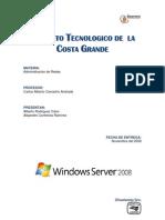 Reporte Server 2008