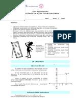 Guia Contenido_ec de La Recta y Funcion Lineal