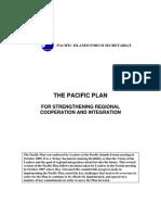 2007 Pacific Plan