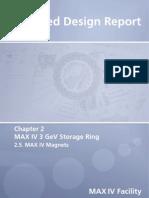 2 5 MAX IV Magnets