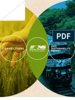 NS Sustainability Report 2011