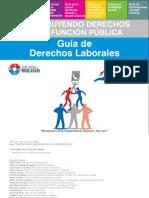Guía de Derechos Laborales - SECRETARIA DE LA FUNCION PUBLICA - PRESIDENCIA DE LA REPUBLICA DEL PARAGUAY - PortalGuarani