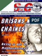 ASC N°17 - Brisons nos chaînes