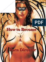 How to Become a Porn Director Making Amateur Adult Films