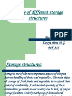 Study of Different Storage Structures