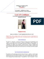 Lacan Cotidiano 12