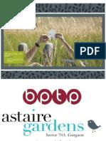 Astaire Gardens BPTP BY BPTP +91 999 999 38877