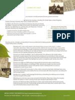 Ancestry.com Inc. Fact Sheet