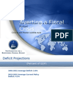 Averting a Fiscal Crisis 0 0 0